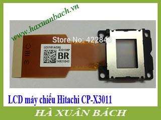 LCD máy chiếu Hitachi CP-X3011