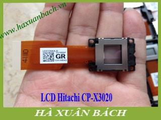LCD máy chiếu Hitachi-CP-X3020