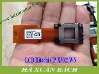 LCD máy chiếu Hitachi-CP-X3021WN