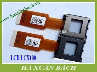 LCD máy chiếu 3M X46