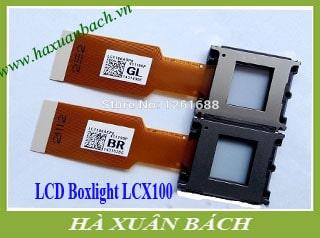 LCD Máy Chiếu Maxell LCX100