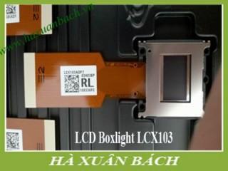 LCD Máy Chiếu Maxell LCX103