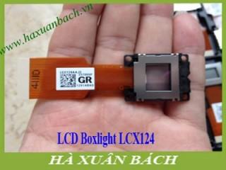 LCD Máy Chiếu Maxell LCX124