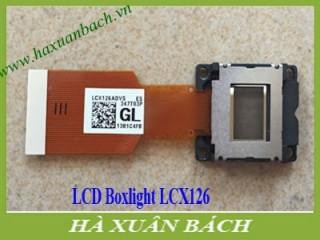 LCD máy chiếu Maxell LCX126