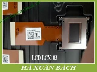LCD máy chiếu Nec LCX103