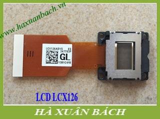LCD máy chiếu NEC LCX126