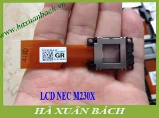 LCD máy chiếu Nec M230X
