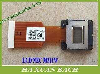 LCD máy chiếu Nec M311W