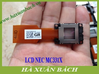LCD máy chiếu Nec MC331X