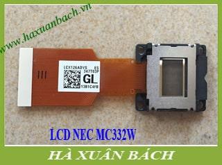 LCD máy chiếu Nec MC332W