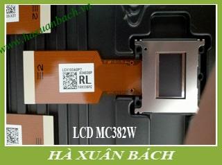 LCD máy chiếu Nec MC382W