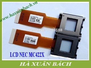 LCD máy chiếu Nec MC422X