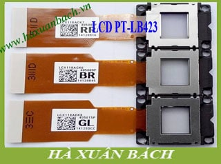 LCD máy chiếu Panasonic PT-LB423