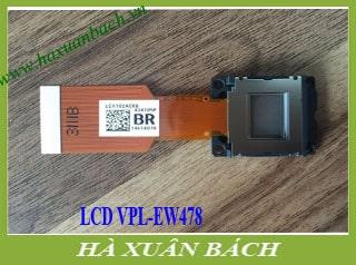 LCD máy chiếu Sony VPL-EW478