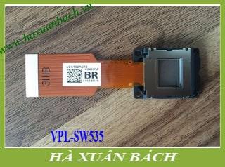 LCD máy chiếu Sony VPL-SW535