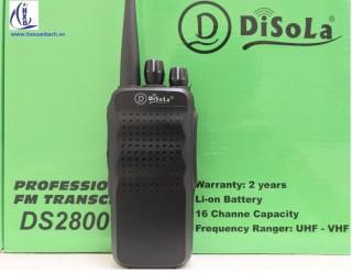 Máy bộ đàm DISOLA DS2800