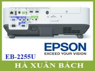 Máy chiếu Epson EB-2255U Full HD, trình chiếu không dây thế hệ mới