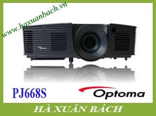 Máy chiếu Optoma PJ668S