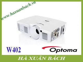 Máy chiếu Optoma W402