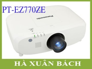 Máy chiếu Panasonic PT-EZ770ZE