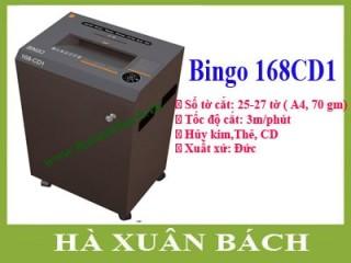 Máy hủy giấy Bingo 168CD1