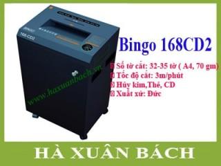 Máy hủy giấy Bingo 168CD2