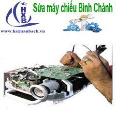 Sửa máy chiếu tại Bình Chánh