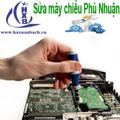 Sửa máy chiếu tại Phú Nhuận