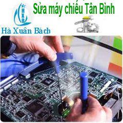 Sửa máy chiếu tại Tân Bình