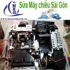 Sửa máy chiếu tại Sài Gòn